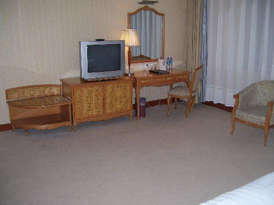 Zhonglin International Hotel: Spacious room