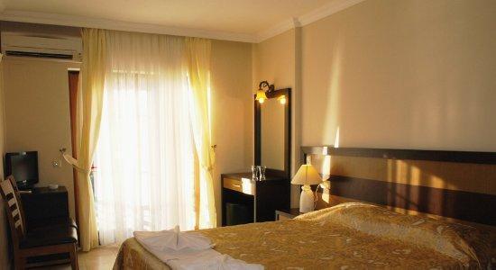 Dalyan Tezcan Hotel: Standard room