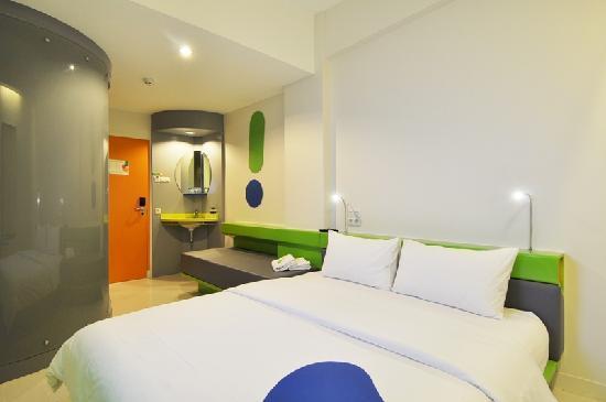 POP! Hotel Teuku Umar Denpasar: POP! Room