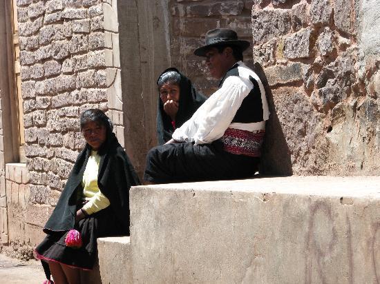 Hospedaje Turismo Caith: sull'isola Taquila