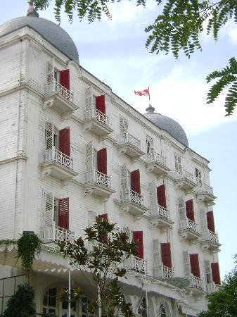 Splendid Palace Hotel : vista esterna