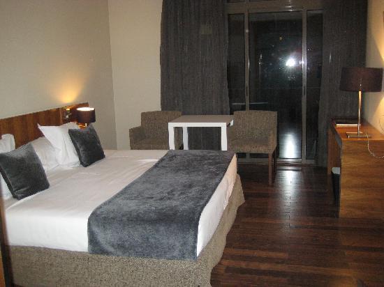 Hotel Advance: Zimmer