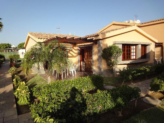 Dunas Maspalomas Resort: Room from outside