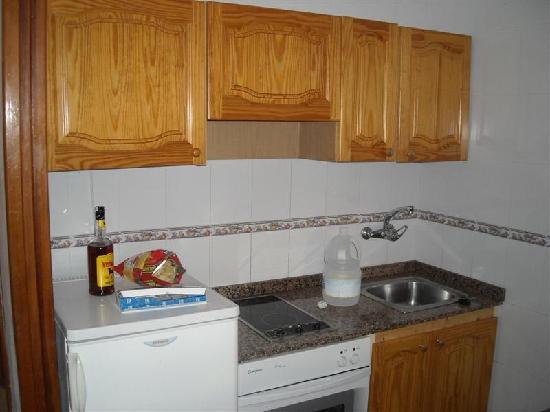 HV Agaete Parque: The kitchen