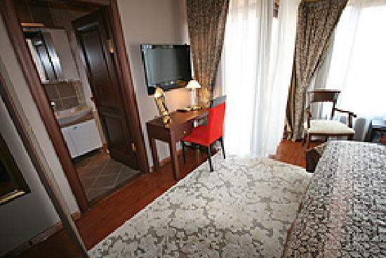 Armagrandi Spina Istanbul: Deluxe Room  with balcony and sea view