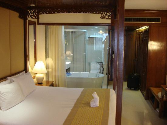 Royal Cliff Beach Terrace: my room 2!