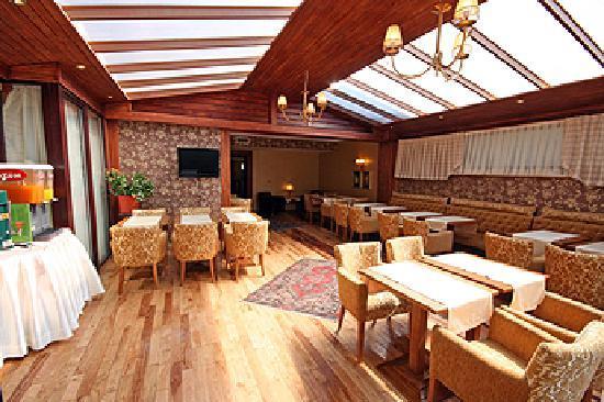 Armagrandi Spina Istanbul: breakfast room