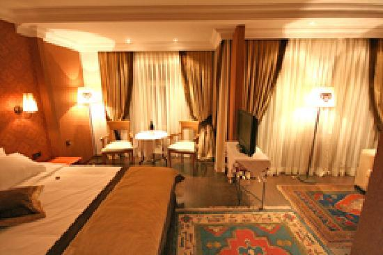 Armagrandi Spina Istanbul: Deluxe Room