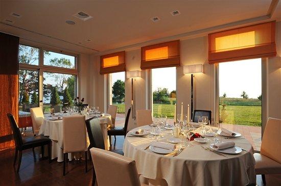 Villa Rosetta Hotel: Villa Rosetta restaurant