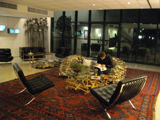 The Diaghilev, LIVE ART Boutique Hotel: The lobby