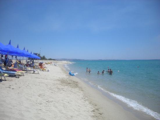 Magliacane, Italia: spiaggia