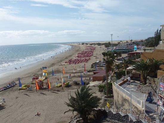 IFA Buenaventura Hotel: Spiaggia di Playa del Ingles