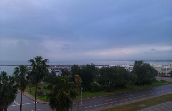 Best Western Corpus Christi: one view from our room
