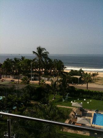 Villa madiba hotel: Seaview form room