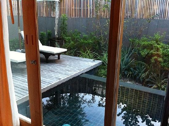 Renaissance Phuket Resort & Spa: Our Villa Pool