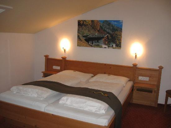 Oberstdorfer Ferienwelt : Schlafzimmer