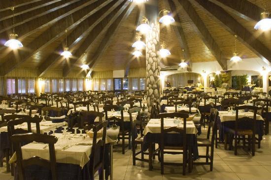 Hotel Villaggio Stella Maris: Ristorante