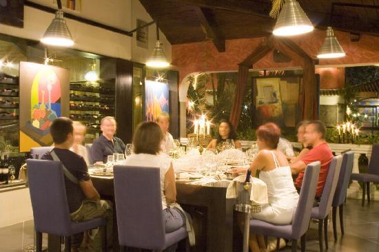 Hotel Villaggio Stella Maris: Ristorante à la cartè