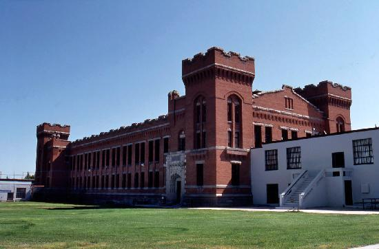 Deer Lodge, MT: Old Montana Prison