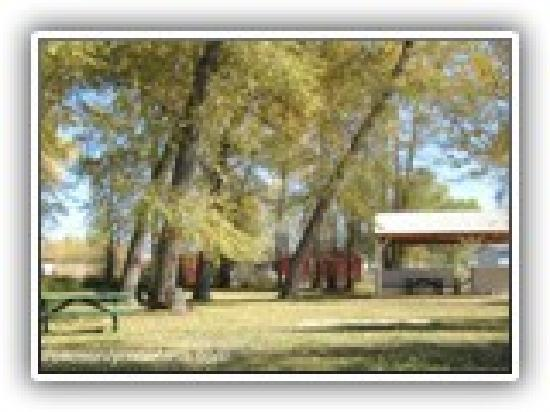 Deer Lodge, MT: Jaycee Park Picnic Area