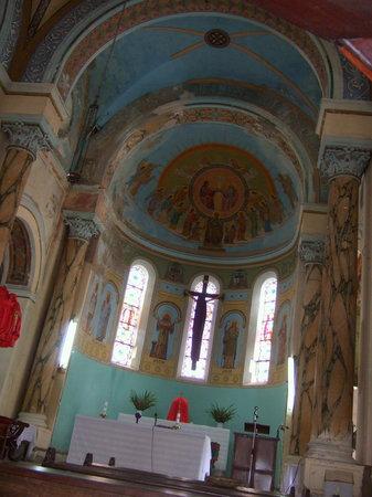 Zanzibar Archipel, Tanzania: Altar in St. Josef