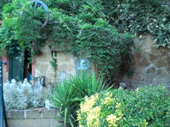 La Casa dei Carrai: giardino