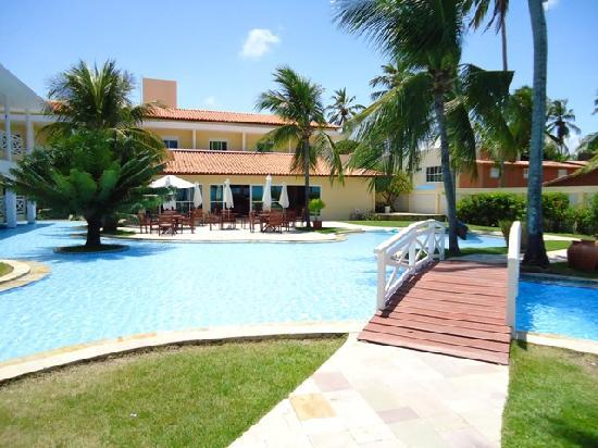 Baia Branca Beach Resort: Pool