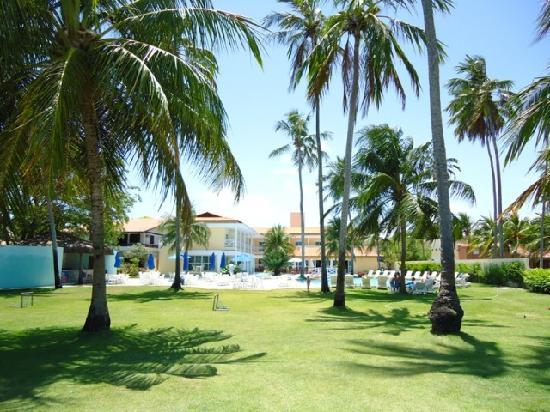 Baia Branca Beach Resort: Garden