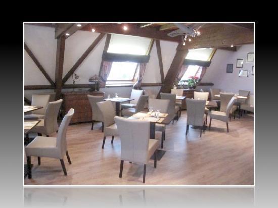 Restaurant Saint-Exupéry : Salle à manger