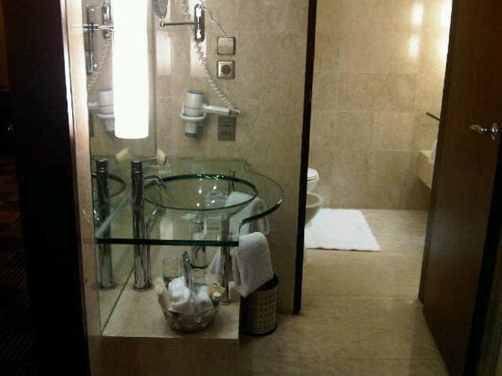 Sheraton Hong Kong Hotel & Towers: mix