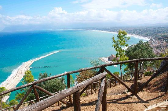 Hotel La Batia : View of the Golf of Castellammare