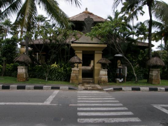 Novotel Bali Benoa: Exterior Hotel