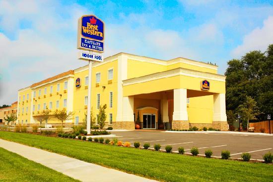 BEST WESTERN PLUS Eastgate Inn & Suites: hotel exterior