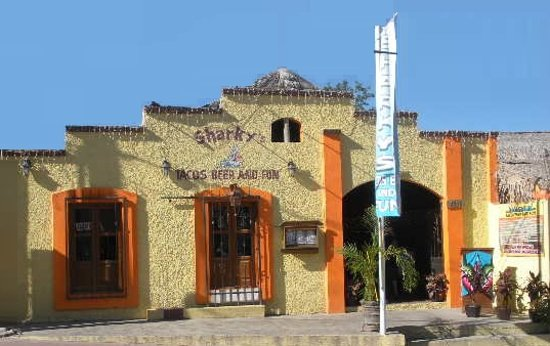 Sharky's Mesquite Grill: Sharky's Tacos, Beer, and Fun