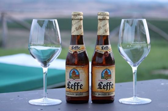 Agriturismo Il Poggione: with a Belgian beer around the pool