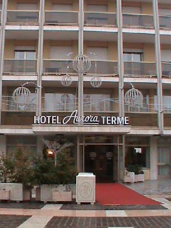 Hotel Aurora Terme: L'inizio del relax