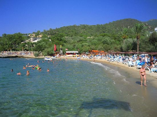 Izer Beach Hotel Torba Bodrum