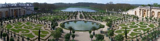 Versalhes, França: Gardens of Versailles