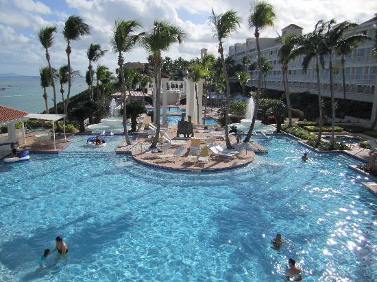 Pool Picture Of El Conquistador Resort A Waldorf Astoria Resort Fajardo Tripadvisor