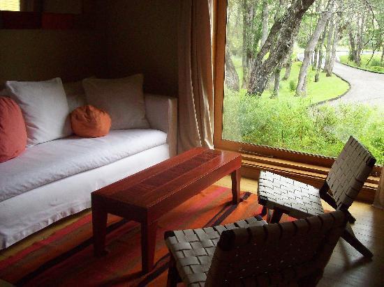 Río Hermoso Hotel de Montaña: Mi rincón preferido
