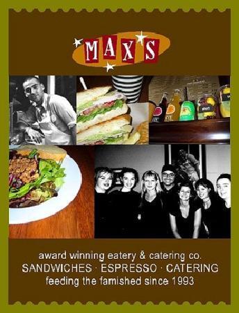 Max's Deli & Catering Company : MAX'S DELI