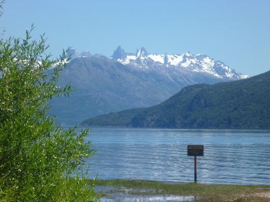 El Bolson, Argentinië: Lago Puelo near El Bolsón