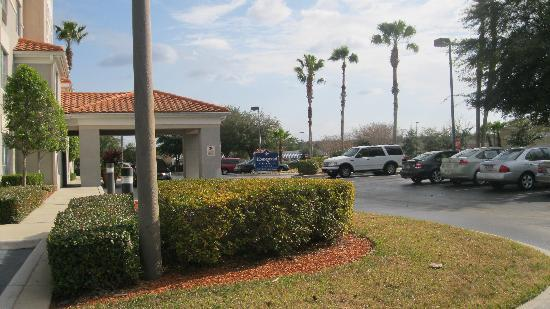 Extended Stay America - Orlando - Southpark - Equity Row: Homestead