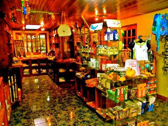 Hotel Brilla Sol: souvenirs store