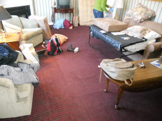 Inn at Mount Snow: Room