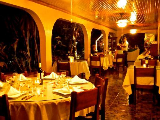 Hotel Brilla Sol: restaurant