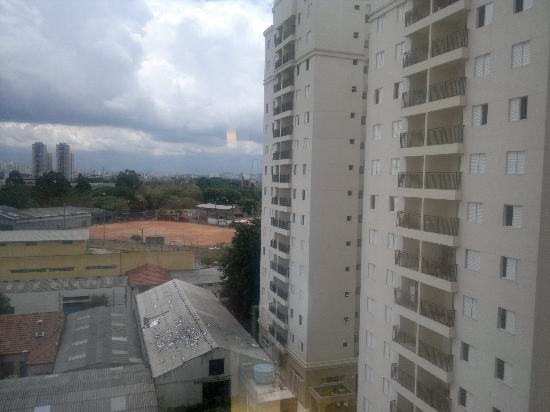 Ibis Sao Paulo Expo: Vista da janelo do sexto andar