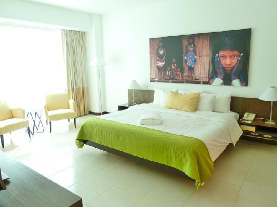 Radisson Decapolis Hotel Panama City: Bedroom of our suite