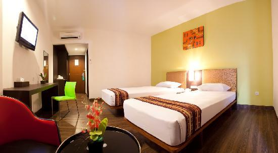 Anugerah Express Hotel: Deluxe Room
