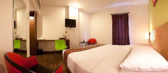 Anugerah Express Hotel: Superior Room